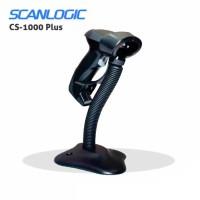BARCODE SCANNER SCANLOGIC CS - 1000 PLUS LASER AUTOSENSE
