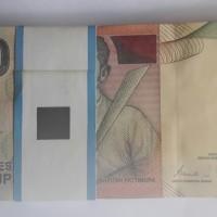 Uang Kertas 1000 rupiah Kapitan Pattimura Tahun Emisi 2000