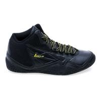 Sepatu Basket League Levitate Black Original