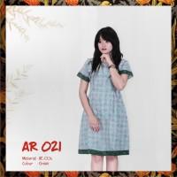 Dress Batik Modern Terbaru - AR021
