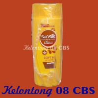 Shampo Sunsilk Soft and Smooth Per Pak Isi 6 botol @ 70 ml -Grosir