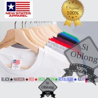 Jual Kaos Polos NSA SOFT ( New State Apparel ) sejenis GILDAN softstyle Murah