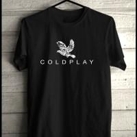 Jual ColdPlay Baju Distro Anak Musik Kaos Band  Cold Play Murah