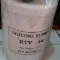 Silicone Rubber RTV 48 / Cetakan Silicon / Silikon