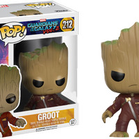 Jual Funko POP! Guardian of The Galaxy - Angry Little Groot Murah