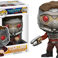 Jual Funko POP! Guardian of The Galaxy - Star Lord Masked Murah