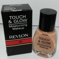 Revlon Touch And Glow moisturizing make up / foundation revlon
