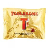 CHOCOLATE IMPORT SINGAPORE - TOBLERONE Milk Chocolate Minis Bag 200gr