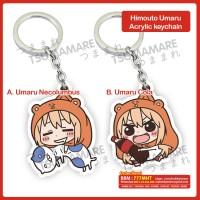 Gantungan Kunci Acrylic Anime Himouto Umaru-chan (satuan)
