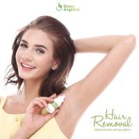Hair Removal cara alami menghilangkan bulu ketiak kaki permanen