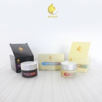 Gold Package produk yashodara cream pemutih muka yang aman