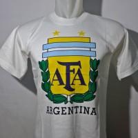 kaos oleh oleh dari negara argentina