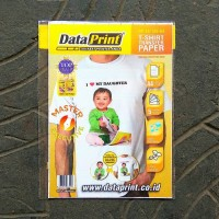 Data Print T-Shirt Transfer Paper 120 gsm A4 / DP-TS-120-A4 Dataprint