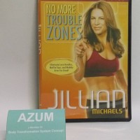SENAM YOGA ZUMBA FITNESS JILLIAN MICHAELS - NO MORE TROUBLE ZONES