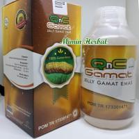 QNC Jelly Gamat 100% Teripang Emas