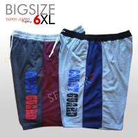 Jual Celana pendek santai   Training   Sport   SUPER JUMBO   6XL Murah