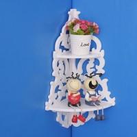 Jual MH50277 Decorative Rack rak sudut Shabby chic vintage Murah