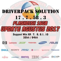 Driver Pack Solution DriverPack Solution Flashdisk 16GB