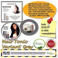 Obat Uban Pertama di Indonesia Tanpa Semir Penghitam rambut alami