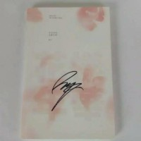 ALBUM BTS - IN THE MOOD FOR LOVE : SIGNED RAPMON (PINK VER.)