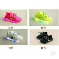 Sepatu Anak | Led Shoes Daidas Size 31-36