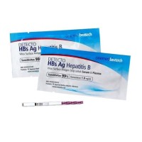 Detecto HBs Ag Hepatitis B OneMed Test Strip pcs