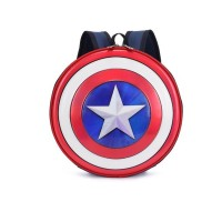 Jual Captain America Hard Shell Backpack Bag Murah