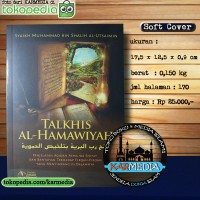 Talkhis Al Hamawiyah - Pustaka Imam Bonjol - Karmedia
