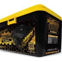 READY STOK Raidmax Cobra 1000W 80+ Gold Certified Modular Power Supply