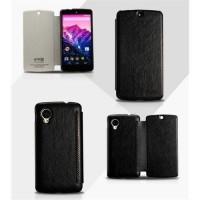 Jual Kalaideng Enland Leather Flip Case LG Nexus 5 Black | Nexus5 Flipcov  Murah