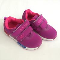 Jual Sepatu Sneakers Keds Sport Anak Perempuan Import Merk Adidas NMD Murah