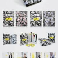 EXO 1st Repackage album : GROWL (Hug ver. / Chinese)