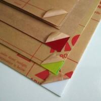 acrylic / lembaran acrylic ukuran 10x10cm tebal 2mm