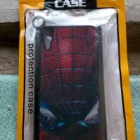 Case Silicone 3D Spiderman Model Terbaru Untuk Lenovo A6000