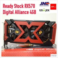 Digital Alliance RX 570 4GB DDR5 Mining Rig Eth Monero VGA RX570