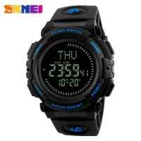 skmei compass dg1290c dg1290 jam tangan outdoor murah waterproof casio