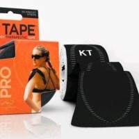 KT Tape Pro Synthetic - Black
