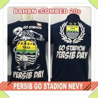 Jual kaos oblong persib Bandung go stadion tengkorak vespa viking bobotoh Murah