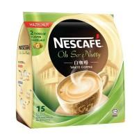 NESCAFE WHITE COFFEE HAZELNUT