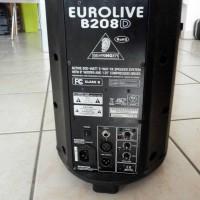 Speaker Active BEHRINGER EUROLIVE B208D (Original)