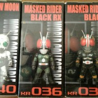 World Collectable Figure WCF Shadowmoon Kamen Rider Black RX set