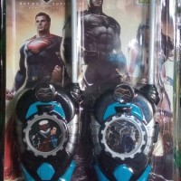 Jual Walkie talkie Batman vs Superman mainan Murah