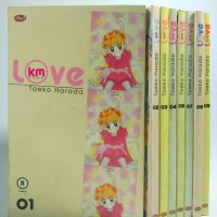 Komik MC Gramedia - Km Love Taeko Harada
