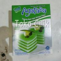 agar/rasa/melon/hijau/puding/konyaku/bahan/tepung/bubuk