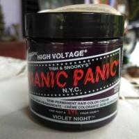 Diskon - Manic Panic USA - Violet Night