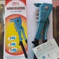Hand Riveter | Tang Rivet - Merk: LOBSTER ORIGINAL