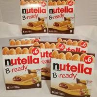 Jual nutella B-ready expd: 02.12.17 Murah