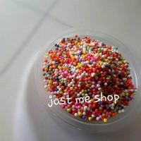 Conveti / Sprinkle / Spikle / Gula hias taburan kue bisa di makan 50gr