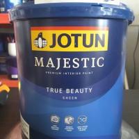 Jual Jotun majestic tru beauty sheen WHITE 2,5L Murah