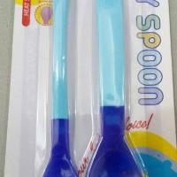 Jual baby spoon / sendok bayi dgn sensor panas Murah